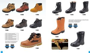 Cheap Work Safety Shoes, Men Industrial Safety Shoes pictures & photos
