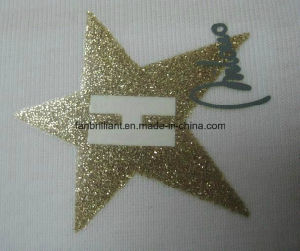 Eco-Friendly Glitter Heat Transfer Printing for All Kinds of Textiles