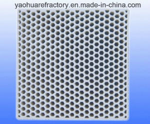 Corundum Honeycomb Ceramic Heat Accumulator