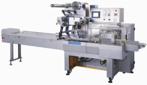 Pillow Type Packing Machine  (DPH-450E) pictures & photos