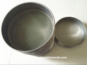 High Efficiency Grain/Flour Test Sieves Shaker-10/20/30/40/50/60/80/100/200 Mesh pictures & photos