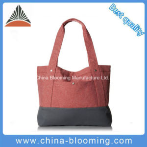 Travel Handle Shopping Shoulder Handbag Womens Recycle Tote Bag pictures & photos