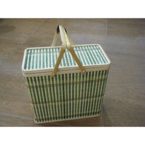 Various Shape Synthetic Rattan Basket pictures & photos