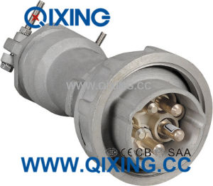 Cee/IEC Aluminium Alloy 3p+N+E 250 AMP Industrial Plug pictures & photos