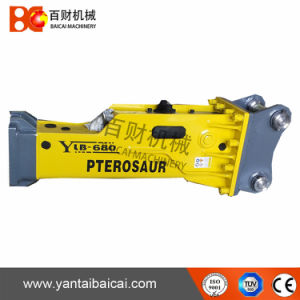 Silent Type Ylb680 High Quality Hydraulic Hammer pictures & photos