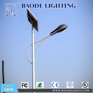 5m 36W Solar LED Street Lamp with Coc Certificate pictures & photos