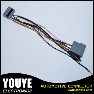 12 Pin Car Mirror ISO Wiring Harness Manufacturer pictures & photos