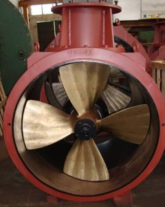 Fixed Pitch Propeller and Azimuth Thruster CCS Approval pictures & photos