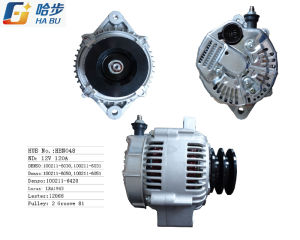 Auto/Car Alternator, 12V 120A, Denso 100211-6030, 100211-6031 pictures & photos