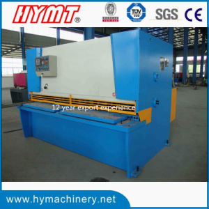QC11Y-20X3200 Hydraulic Guillotine Shearing Machine & Steel Plate Cutting Machine pictures & photos