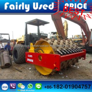 Second Hand Dynapac Ca30pd Vibratory Compactor Roller 12 Ton Padfoot pictures & photos