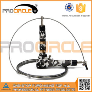 2016 New Arrival Speed Jump Rope Camouflage Skipping Rope (PC-JR2001) pictures & photos