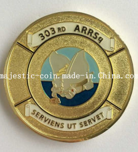 Challenge Coin (MJ-Coin-121) pictures & photos