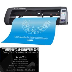 High Quality Teneth Vinyl Cutter Plotter with Contour Cutting Th740