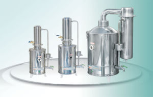 Stainless Steel Water Distiller (CE Certificated) pictures & photos