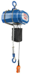 Single Phase Electric Chain Hoist Block