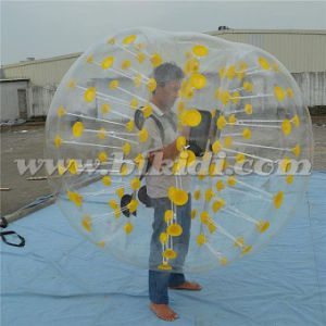 Good Quality TPU Soccer Bubble, Bubble Zorb Ball for Adults D5098 pictures & photos