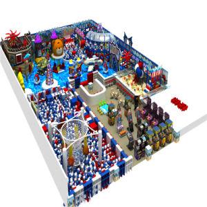 Professional Kids Indoor Playground Design pictures & photos