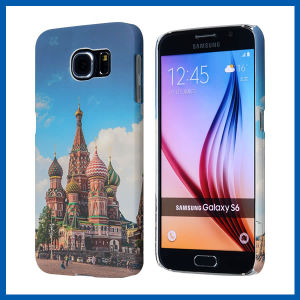 Castle Protective Hard Case Cover for Samsung Galaxy S6 pictures & photos