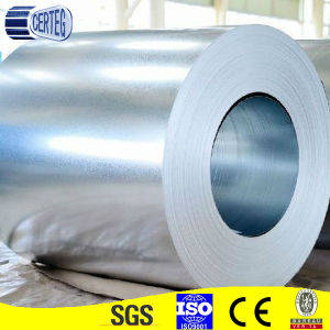 China Dx51d Z80 SPCC Zinc Coated Galvanized Steel Coil pictures & photos