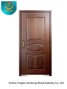 Classic Wooden Armored Door for Interior (b-3007) pictures & photos