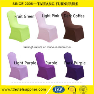 Spandex Chair Cover for Wedding Chair Cover pictures & photos