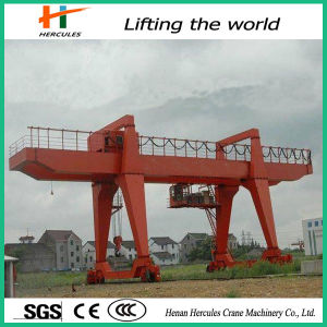 High Quality Double Girder Gantry Hoist in China pictures & photos