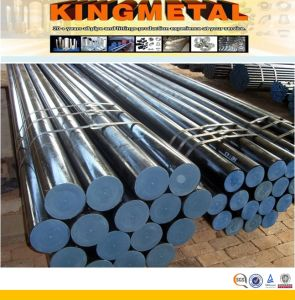 Round Carbon Steel Seamless Pipe/Alloy Steel Seamless Pipe pictures & photos