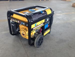 Gasoline Generator Set 3.0kVA pictures & photos