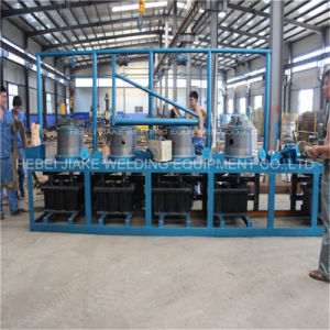 Fully Automatic Pulley Wire Drawing Machine 560 Made in China pictures & photos