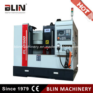 Factory Price CNC Milling Machine with Nc Dividing Head Vm500/600 pictures & photos