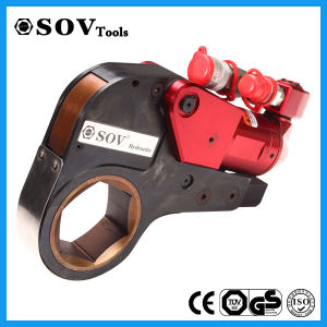 Hllow Hydraulic Torque Wrench Made in Al-Ti Alloy pictures & photos