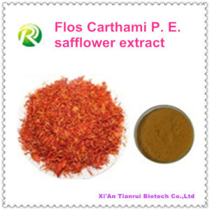 100% Natural Flos Carthami P. E. Safflower Extract pictures & photos