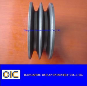 High Quality Spz Cast Iron V Pulley pictures & photos