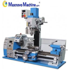 Multi-Purpose Machine Variable Metal Combo Lathe Mill Drill (mm-M290VF) pictures & photos