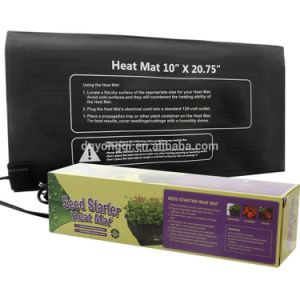 10X20.75 Inches Seedling Heat Mat with Thermostat pictures & photos