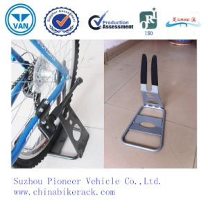 Bicycle Standing Wheel Rack pictures & photos