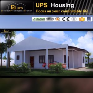 2018 New Design Fast-Assembling Prefab House with SGS Certificated pictures & photos