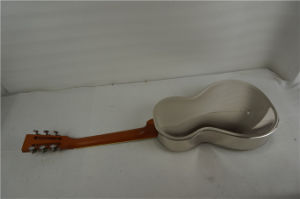BV/SGS Certificate Aiersi Highway 61 Parlour Resonator Guitar pictures & photos