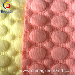 95%Polyester 5%Spandex Knitted Jacquard Fabric for Gament Textile (GLLML058) pictures & photos