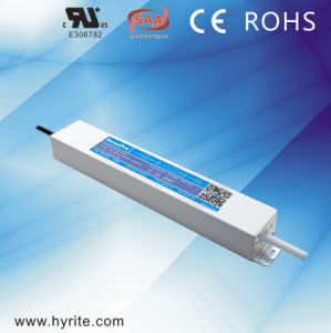 12V 8.3A 100W Waterproof Slim Size High Efficiency 90% LED Driver with Ce Bis pictures & photos