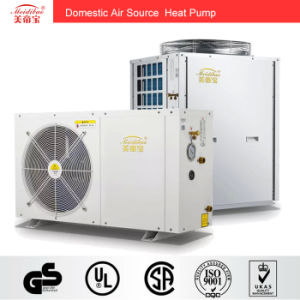 5kw Domestic Evi Air Source Heat Pump for House Heating/Hot Water pictures & photos