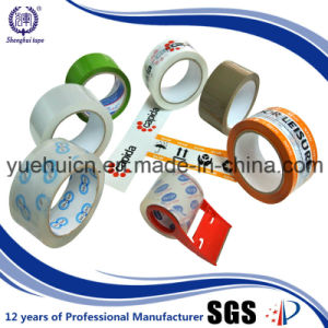 Offer Printed Logo Transparent No Bubbles Clear Tape pictures & photos