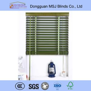 Ladder String Cord Metal Headrail Venetian Blinds pictures & photos