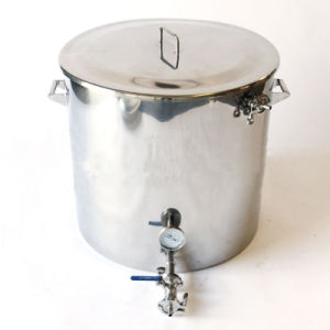 Stainless Steel Brewing Mash Tun pictures & photos