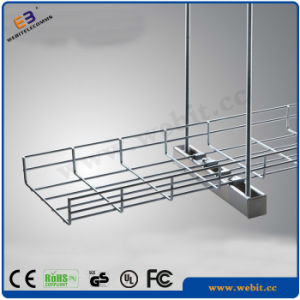 3m Length Data Center Stainless Steel Cable Tray pictures & photos