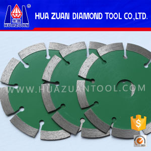 115mm Sintered Cold Pressed Segmented Diamond Saw Blade pictures & photos