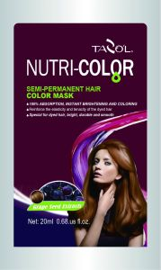 2016 Popular Semi-Permanent Hair Color Mask for Women pictures & photos