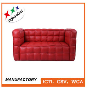 Durable Quality Deluxe Baby Playroom PU Leather Furniture (SXBB-150-02) pictures & photos