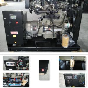 Open Type Industrial Diesel Power Generating Set 30kw pictures & photos